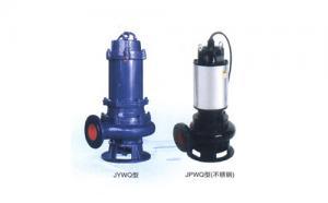 JYWQ,JPWQ潛(qian)水排(pai)污泵